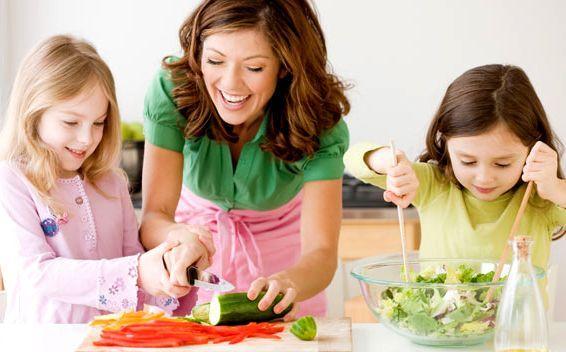 Nutricionista online educa niños