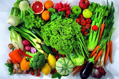 Nutricionista online vegetales dieta