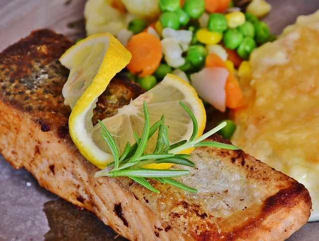 salmon cena navidad 1