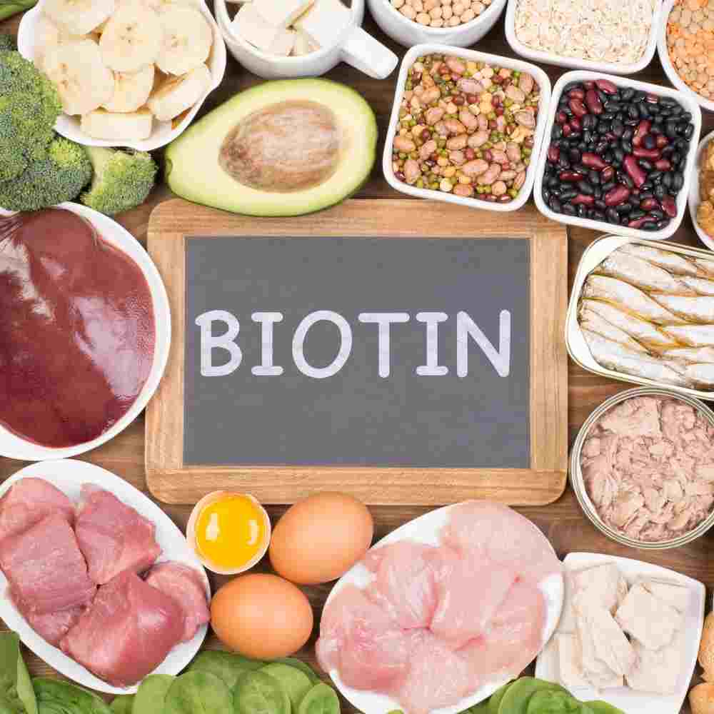 alimentacion pelo fuerte biotina tiroiditis 1