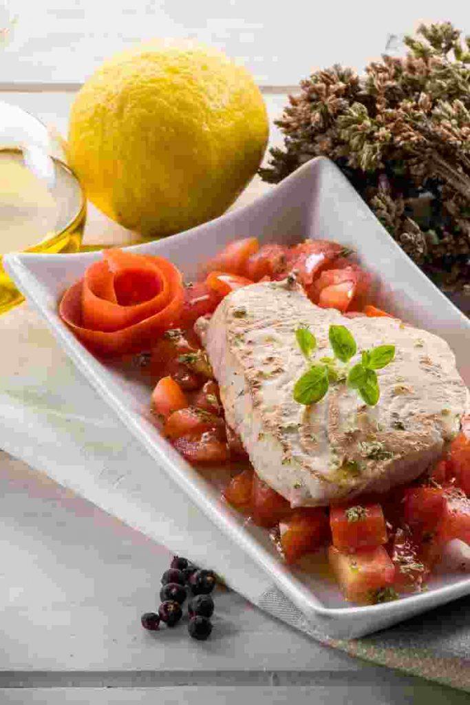 menú para diabéticos atún tomate 1