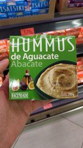 hummus mercadona aguacate 1