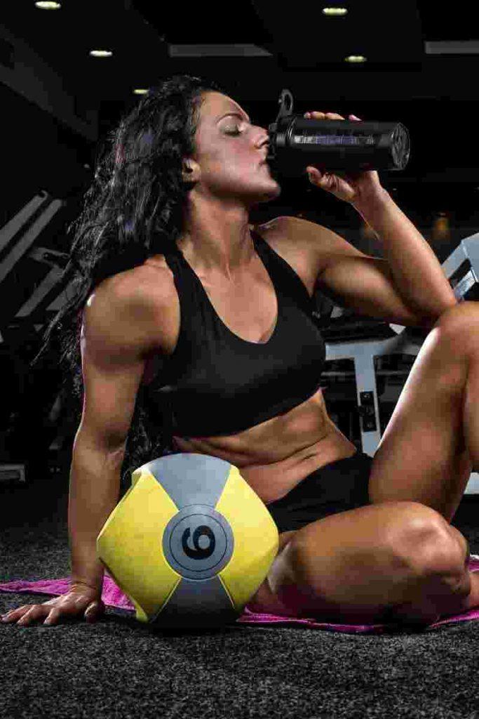 proteína para aumentar masa muscular mujeres 1