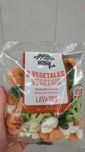verduras microondas mercadona Productos sanos Mercadona 2021 1